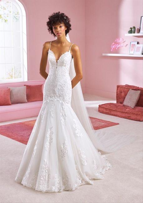 ¿Qué vestido te escogería tu amor? 3