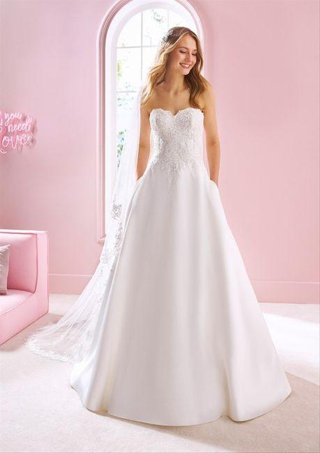 ¿Qué vestido te escogería tu amor? 4