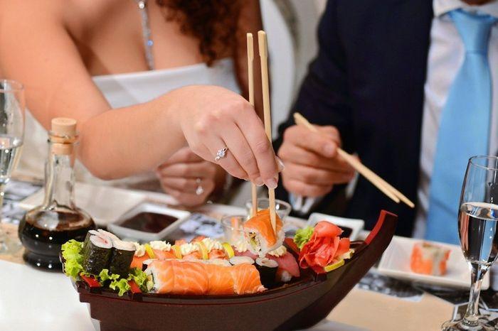 ¿Cuál sería el menú ideal de tu boda? 1