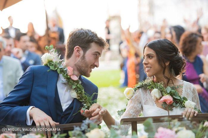 8. Trivia: la novia debe llevar... 1