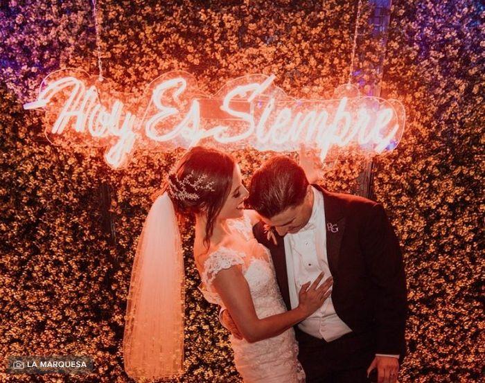 Colores: ¿Cómo te imaginas el día de tu boda? 1