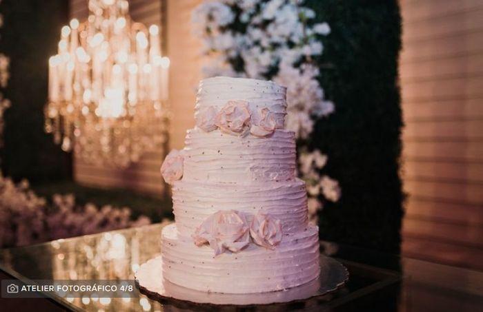 Inspectora de bodas: Pastel 1
