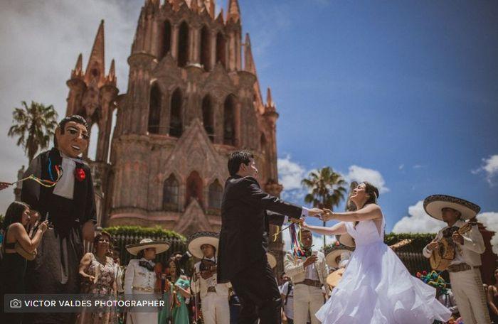 Test boda millennial: ¿Intentan que su boda refleje su personalidad como pareja? 1