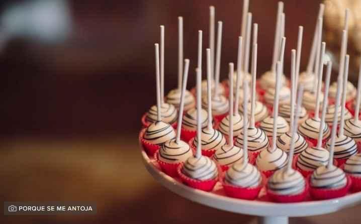 Test boda millennial: ¿En lugar del típico pastel tendrás postre alternativo? - 1