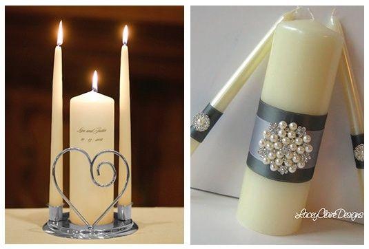 Los Padrinos de Velación qué deben llevar: ¿un cirio? ¿una vela ...