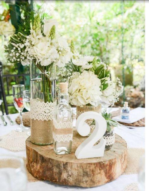 centros de mesa vintage foro organizar una boda bodas