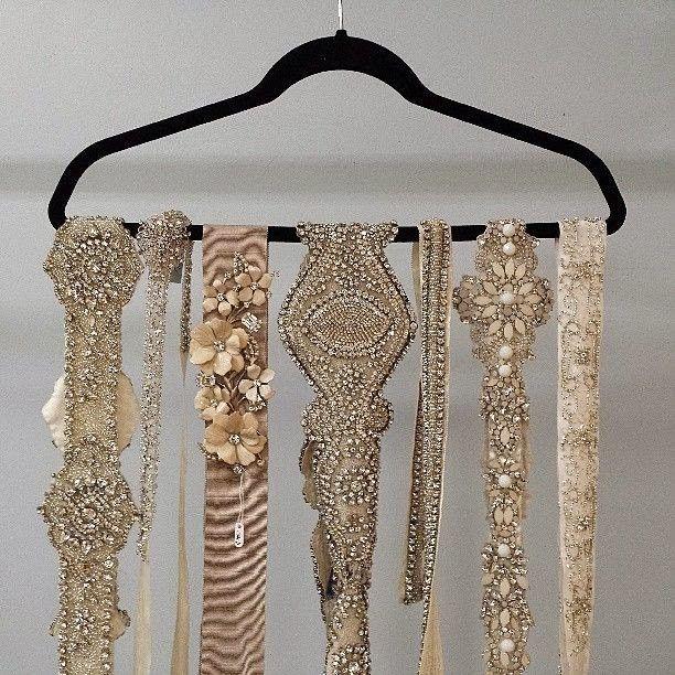 cinturones para novias: el complemento ideal!! - foro moda nupcial