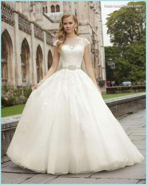 Catalogo De Vestidos Corte Princesa Foro Moda Nupcial