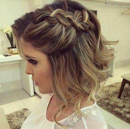 Ideas de peinados para cabello corto Foro Belleza bodascommx