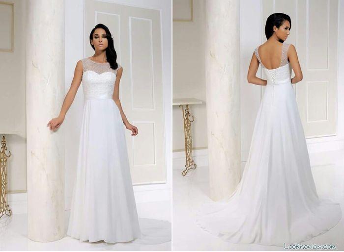 más de 60 vestidos de novia - foro moda nupcial - bodas.mx