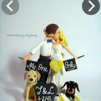 Toppers para pastel de boda!! - 21