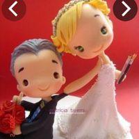 Toppers para pastel de boda!! - 24