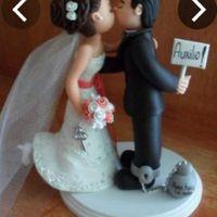 Toppers para pastel de boda!! - 25