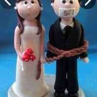 Toppers para pastel de boda!! - 26