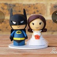 Toppers para pastel de boda!! - 27