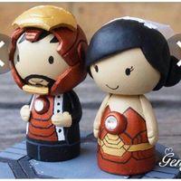 Toppers para pastel de boda!! - 29