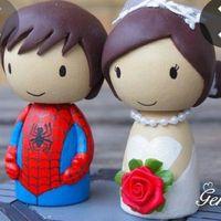 Toppers para pastel de boda!! - 30