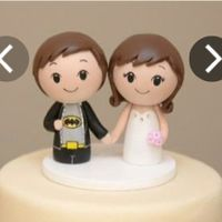 Toppers para pastel de boda!! - 32