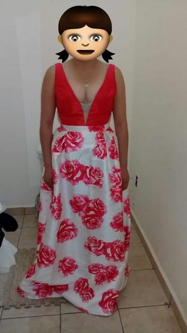 Vestido para la Ceremonia Civil 1