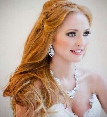 Peinados con el cabello suelto - Foro Moda Nupcial - bodas.com.mx 73f118fadbc6