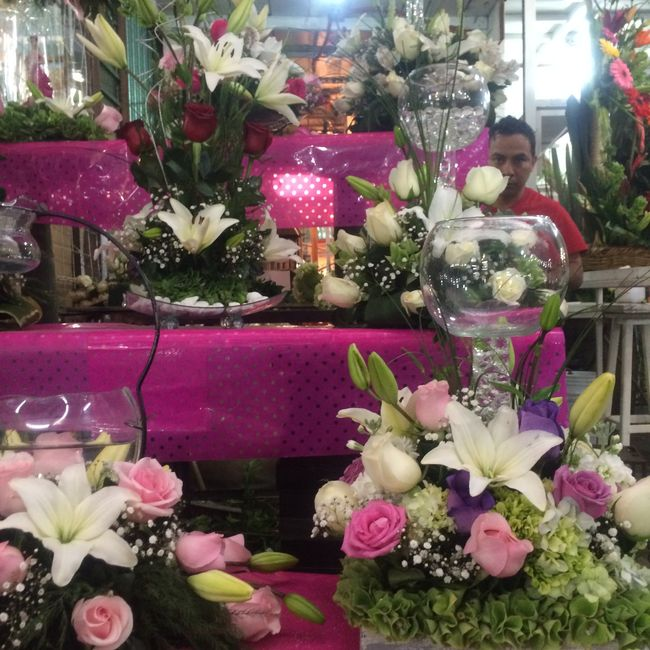 Centros de mesa baratos d nde foro organizar una boda - Precios de centros de mesa para boda ...