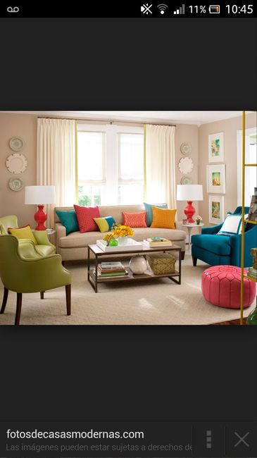Decoraci N De La Sala Y Donde Comprar Foro Viviendo Juntos  # Muebles Dico Salas