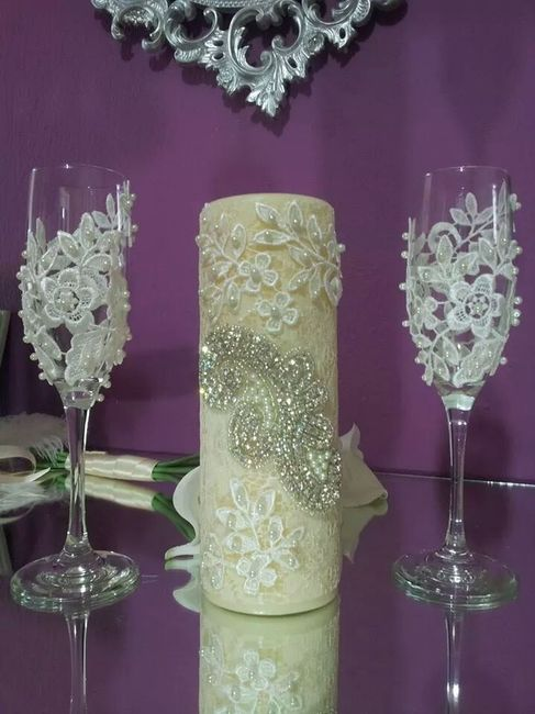 Copas de novios - Foro Manualidades para bodas - bodas.com.mx