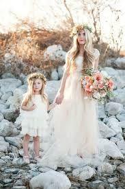 Vestidos de novia para madre e hija