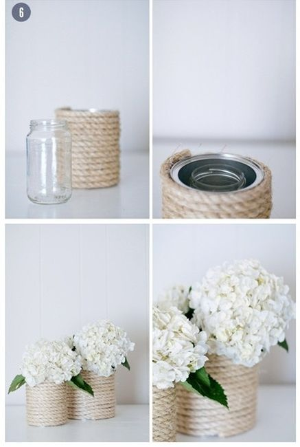 Diy Decoracion Boda ~ decoraciones diy