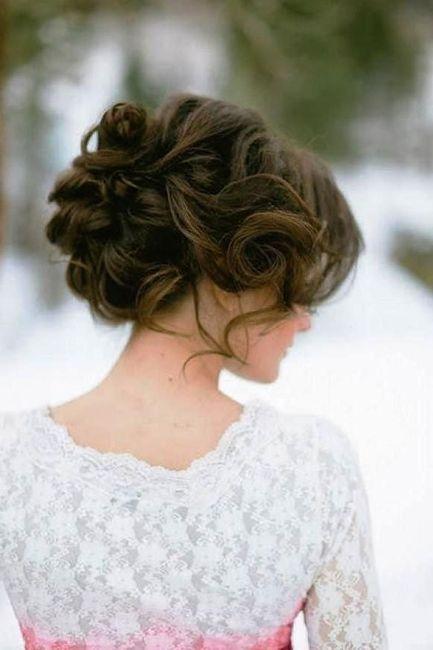 Peinados recogidos 16