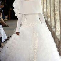 Top ten de los vestidos de novia más feos!! - 1
