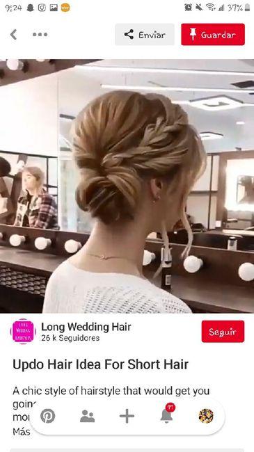 Comparte tu peinado 11