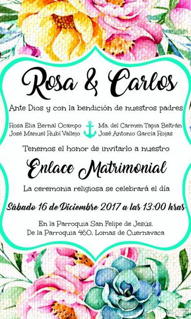 Matrimonio Catolico Padrinos : Acomodo de texto en invitación foro organizar una boda