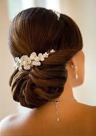 Peinados recogidos para novias 5