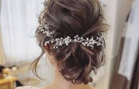 Peinados recogidos para novias 6