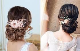 Peinados recogidos para novias 12
