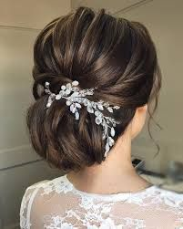 Peinados recogidos para novias 13