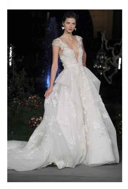Vestidos colección primavera 2020 Marchesa - 1
