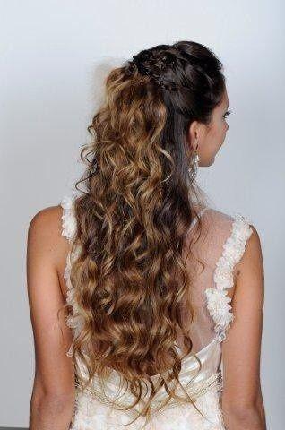 Peinado para cabello rizado foro distrito federal for Semirecogido rizado