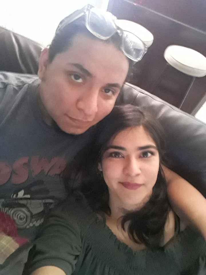 Sube una foto con tu pareja - 1