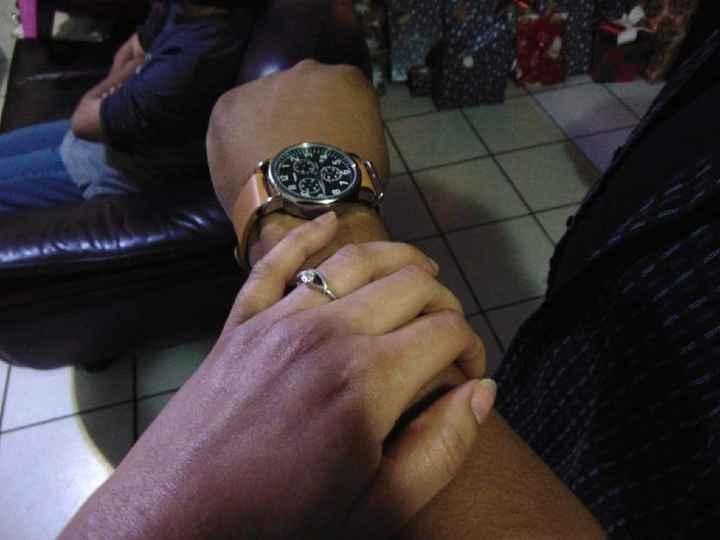 Foto de anillo y reloj - 1