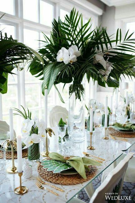 Ideas para decoraci n de mesas foro banquetes - Foro decoracion ...