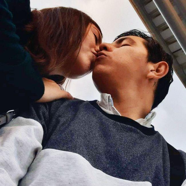 ¡Suban una foto de/con beso! 💋 15