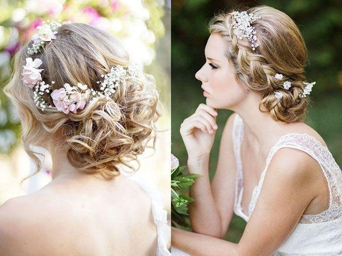 Peinados para novia para civil