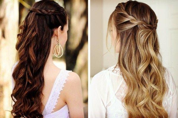 Fácil peinados faciles pelo suelto Fotos de cortes de pelo Ideas - Ideas de peinados con pelo suelto y trenza - Foro Belleza ...
