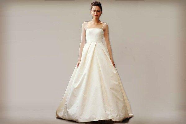 Vestidos novia 2019 tendencias