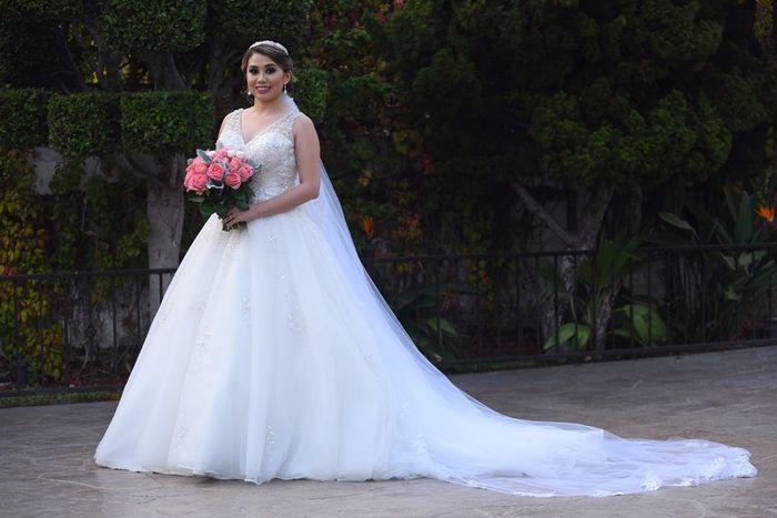 el vestido de novia más hermoso. - foro recién casad@s - bodas.mx
