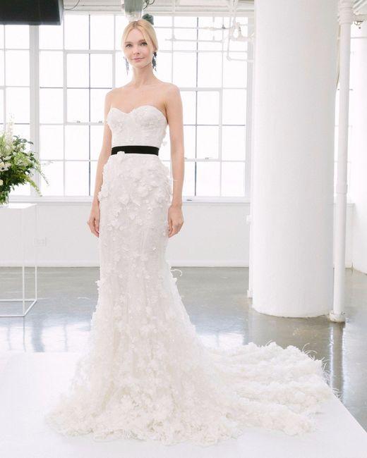 Vestidos de novia de 10 mil pesos