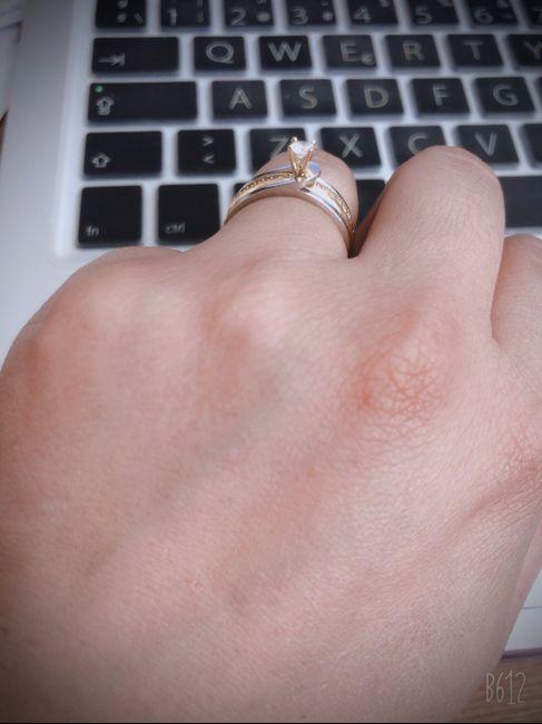 Muestren sus anillos chicas!! 3