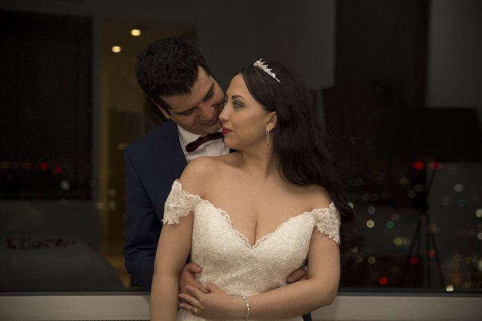 Comparte la foto favorita de tu boda 4